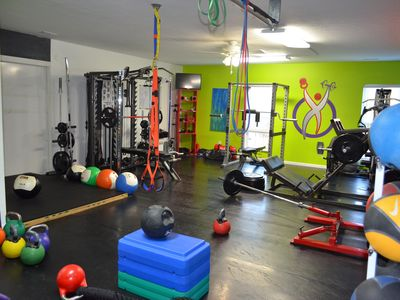 Photo for 2017 Master's Rental for the fitness enthusiast!