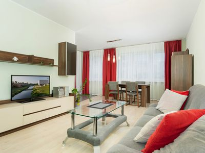 Photo for Apartment with bedroom and balcony Brzask 10B/52