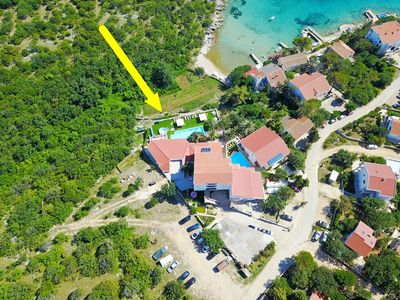 Photo for Apartments Adam, (15132), Potočnica, island of Pag, Croatia