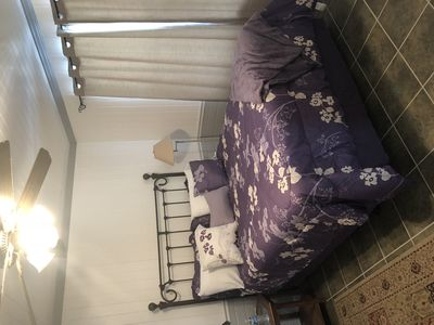 Photo for Queen Suite - a nice bedroom, private bath and a sitting room with an easy chair