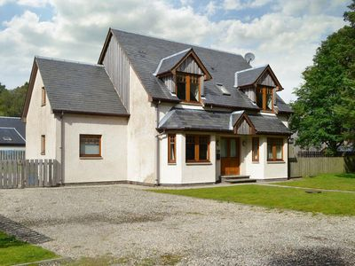 Photo for 3BR House Vacation Rental in Dalwhinnie, near Newtonmore