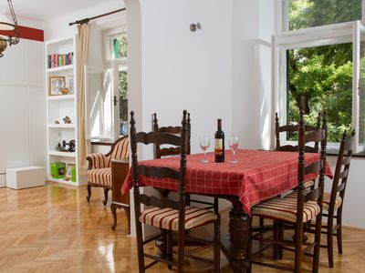 Photo for APARTMENT CLOSE TO BACVICE BEACH capacity 4+1