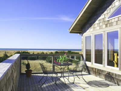 Photo for The Kite House: Oceanfront on 2 private acres
