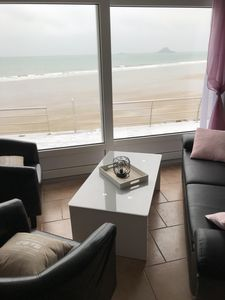 Photo for House two bedrooms 6 people seaside feet in the water