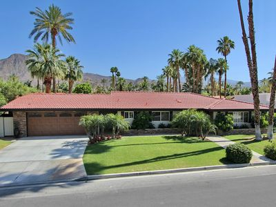 Photo for Palm Desert Three Master Bedrooms one is a Casitas.