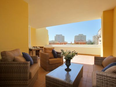 Photo for Classy Apartment with Large Terrace (PA 1-2)