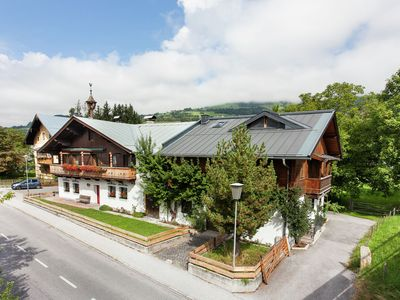 Photo for Bright Forest-side Apartment near Ski Area in Mittersill