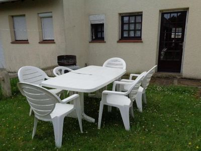 Photo for Holiday rental with garden in a quiet area for 6 people