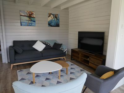 Photo for The cabin of Carymero, a little corner of paradise, 200m from the beach