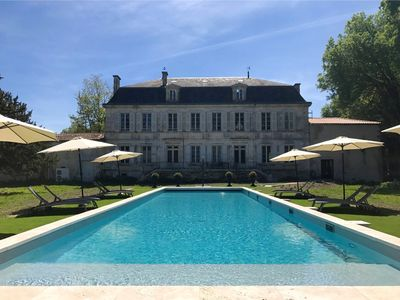 Photo for 2BR House Vacation Rental in Saint-Christophe, Nouvelle-Aquitaine