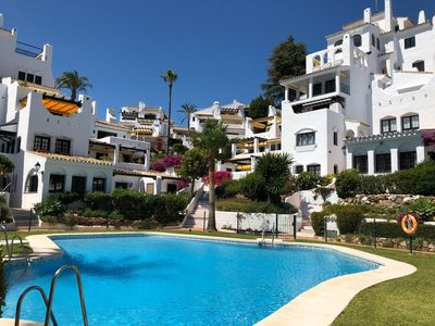 Photo for Aldea Blanca Residence with 3 bedrooms in Puerto Banus