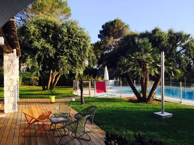 Photo for Magnificent villa very quiet in Biot