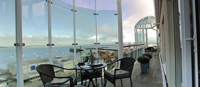 Photo for Luxury Penthouse With Spectacular Sea Views