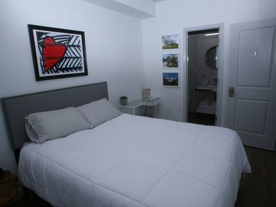 Photo for Modern City B&B featuring Art Gallery (Room 1)