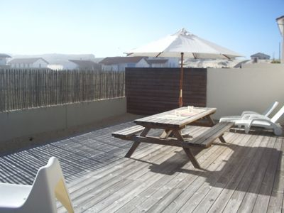 Photo for House walk in the sand ocean beach 200 m comfortable