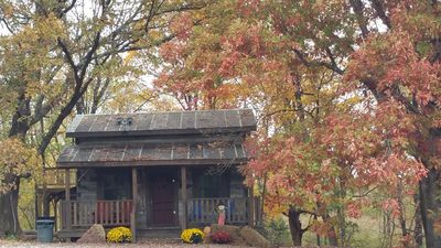 Photo for Cabin Vacation Rental in Elizabethtown, Illinois