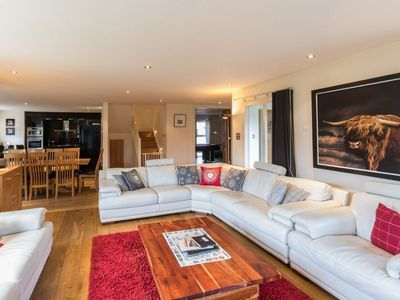 Photo for Mains of Taymouth, Kenmore ~ 5* Easter Bruadair - sleeps 10 guests  in 5 bedrooms