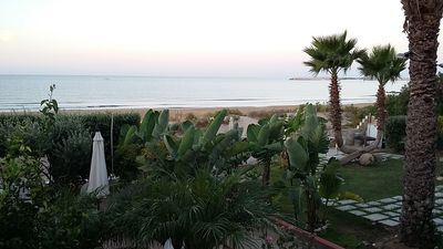 Photo for Apartment in villa by the sea