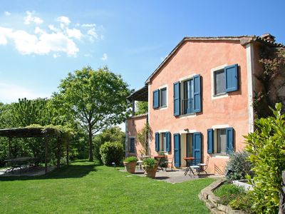 Photo for Villa Vetrichina The house relax in Val d'Orcia