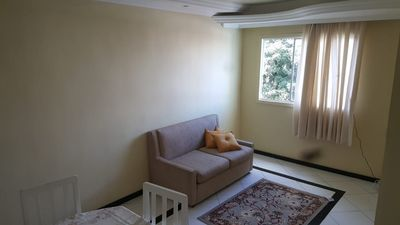 Photo for Apt⁰ 1 double bed, 2 bunk beds 1 single bed, 25 'Praia Atalaia, 20' Malls