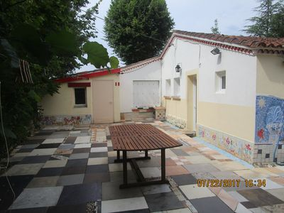 Photo for Charming house with a beautiful environment close to the vines