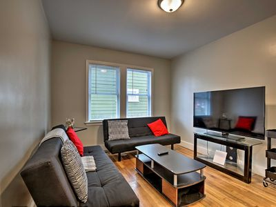 Photo for NEW! Cozy Boston Home w/ WiFi - Mins to Downtown!