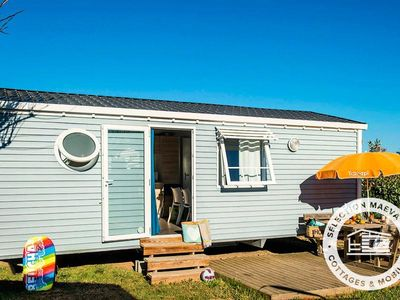 Photo for Camping Domaine d'Eurolac **** - Maeva Camping - Mobile Home Relax 3 Rooms 6 People