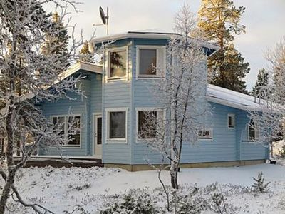 Photo for Vacation home Vuonelo in Inari - 6 persons, 2 bedrooms
