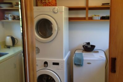 Washer andamp; Dryer for guests