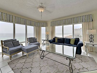 Photo for Beautiful Condo ~ Gorgeous Views from the Private Balcony~ Community Pool