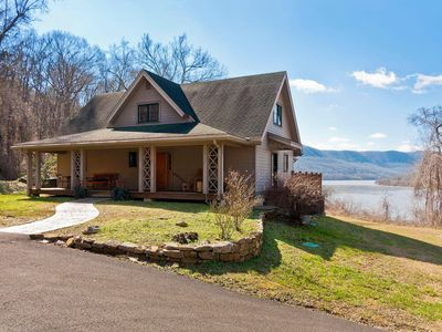 Photo for Private Riverfront Property on 300 acres- 12 minutes from Chattanooga!