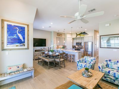 Photo for Luxe Palmilla Beach 3BR Townhome w/ Pool, Beach Access & Private Golf Cart!