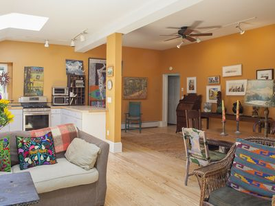 Photo for SUMMER SPECIAL !!! $225 NIGHTLY. Artist's Unique Beach House