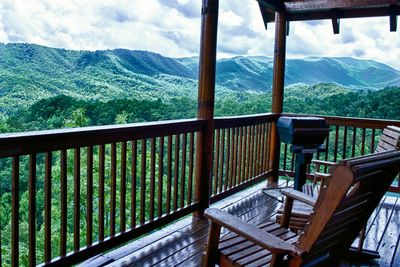 Realx, you are on mountain time. Pigeon Forge honeymoon cabin rental