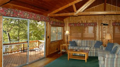 Photo for Cabin 2 at Silver Bay View Cottages on Smith Mountain Lake