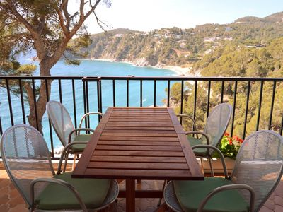 Photo for 1BR Apartment Vacation Rental in Tossa del mar, Gerona / Girona