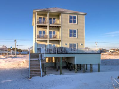 Photo for HAVE A BALL with Kaiser in Kickback: 8 BR/8 BA House in Gulf Shores Sleeps 20