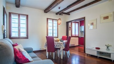 Photo for 2-bedroom apartment close to the Biennale Art Exhibition