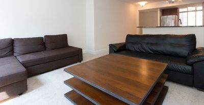 Photo for Excellent 2BR Apartment blocks away from White House, very near Metro