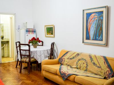 Photo for COPACABANA, IDEAL FOR GROUPS AND FAMILIES.