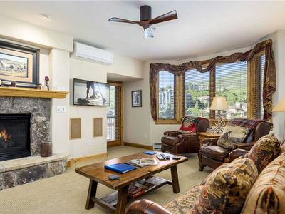 Photo for Slopeside Condo w/Pool for Enjoying Summer Days & Amazing Mt. Werner Views!