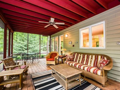 Photo for Gorgeous Retreat in Union Pier with Deeded Beach Access!