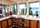 Enjoy your morning coffee at the breakfast nook.  The view will not disappoint.