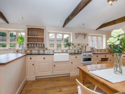 A kitchen that is perfect for entertaining