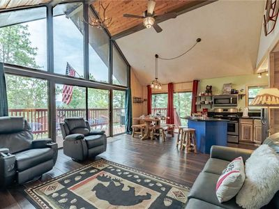 Photo for 2BR Cabin Vacation Rental in Ruidoso, New Mexico