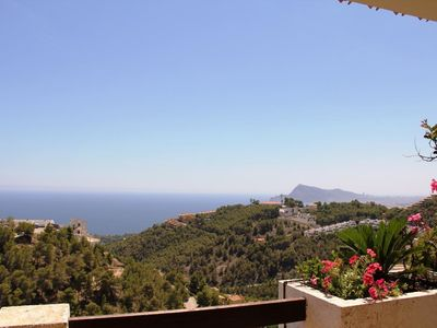 Photo for 3BR House Vacation Rental in Altea, Costa Blanca