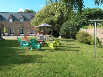 Photo for Vacation home Le Nohic (PHM108) in Plouhinec Morbihan - 5 persons, 2 bedrooms