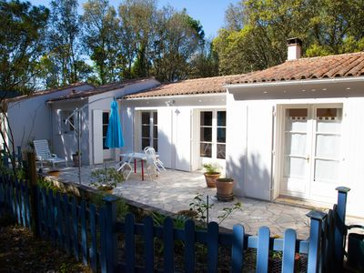 Photo for Charming house near the beach, classified 2 stars