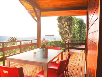 Quinta de Milhafres - Guest house with view and access to the ocean - QM2 - Novelty