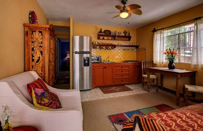 Kitchen, completely equipped